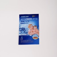 Ice Cooling Patch - mirip Bye Bye Fever - Plaster Dingin Kompres