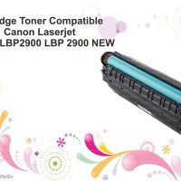 Catridge Toner Compatible Canon Laserjet Printer LBP2900 LBP 2900 NEW