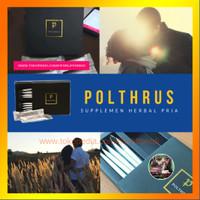 POLTHRUS polthrus -- Herbal pria dewasa tahan lama obat+kuat vitalitas