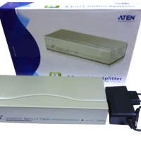 Splitter VGA Aten 8 Port / Video Splitter VGA Aten 1-8