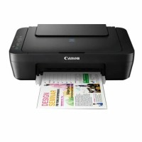 printer canon pixma e410. Prnt, scan, copy. Printer Multifungsi.