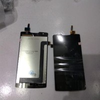 LCD 1SET TOUCHSCREEN LENOVO A1000 SMALL ORI TS LAYAR HP ORIGINAL