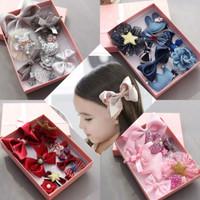 Set 9pcs Hair Pin for Baby & Toddler / Jepit Asesoris Rambut Anak