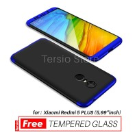 Case Xiaomi Redmi 5 Plus FREE TEMPER GLASS