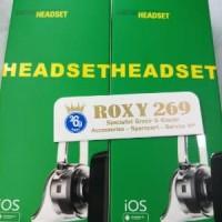 Headset Bluetooth Hp OPPO Semua Tipe HF Earphone Handfree Heds Diskon