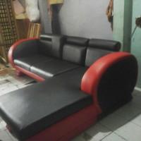 Sofa L megamen
