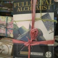 Komik fullmetal alchemist vol 1-25