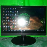 LCD Monitor Komputer Zyrex 16inch Wide ZM630