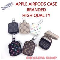 60da9888a87a Apple Airpods Case Protector Brand LV & Gucci / protective cover Pouch