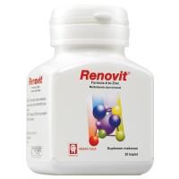 RENOVIT Multivitamin & Mineral Botol 30 Kandungan Lengkap untuk Sehat