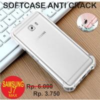 Samsung Galaxy J7 Max Case Anti Crack Soft Case Back Case Anti Knock -