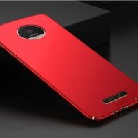CASING HP LEMBUT BABY SKIN Motorola Moto Z Play hardcasing cover ult