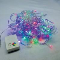 Lampu Hias Natal LED 10M Warna Warni