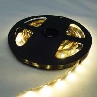 Lampu LED Strip 5050 12V IP44 Kuning Roll 5 Meter