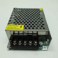 Trafo Adaptor Power Supply Lampu LED Strip 5A 12 Volt