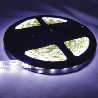 Lampu LED Strip 5050 12V IP44 Putih Roll 5 Meter