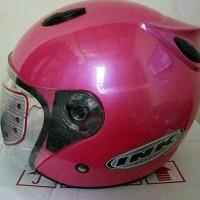 Best seller helm ink centro pink magenta bukan kyt mds nhk gm retro a