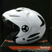 Best seller Helm INK Flash 2 Visor Solid Original