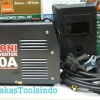 Mesin Las Lakoni Falcon 121GE /Travo Las untuk Genset alat pertukangan