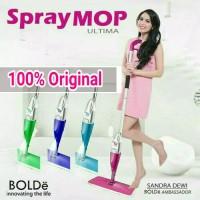 Spray Mop Ultima Bolde/ Stainless/ Asli/ Free bubble