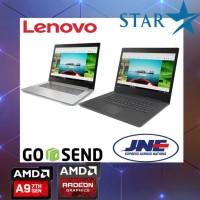 LAPTOP GAMING LENOVO IDEAPAD 320 14AST AMD A9 9420 / 4GB / 1TB / RESMI