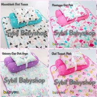 BEST QUALITY Matras Perlak Baby You / Bedding Set Guling Bantal / Set