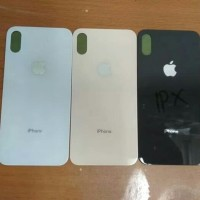 BACKDOOR IPHONE X BACKGLASS IPHONE X KACA BELAKANG IPHONE X ORIGINAL