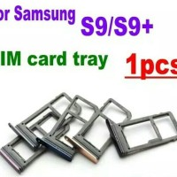 sim tray samsung s9 s9 plus sim lock sim card holder dudukan OEM