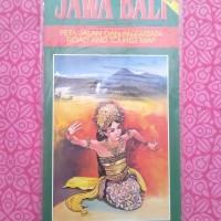 Jawa Bali : Peta Jalan dan Pariwisata - Road and Tourist Map
