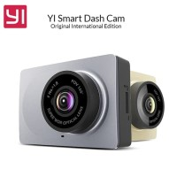 Xiaomi Yi Smart Car Dash Cam International version Kamera Mobil