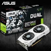 VGA ASUS DUAL GeForce GTX 1060 3GB GDDR5
