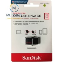 SANDISK FLASHDISK 130MB/S ULTRA DUAL DRIVE USB 3.0 32GB / USB OTG