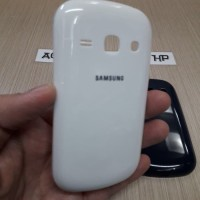 Back Cover Samsung Fame Duos S6810 S6812 BackDoor HP Tutup Bat