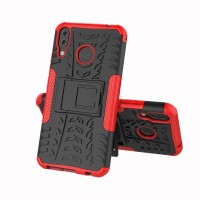 Asus Zenfone 5z ZS620KL Rugged Armor Back Cover Soft Hard casing HP