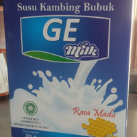 Harga ge milk susu kambing bubuk rasa   Hargalu.com