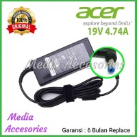 Charger / Adaptor Laptop ACER - 19V 4.74A ORIGINAL (ASLI)