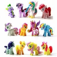 FG19 Figure Set isi 12 My Little Pony