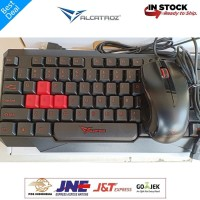 Keyboard Mouse Gaming Alcatroz Xplorer 5500M