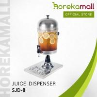 jus dispenser 8 liter SJD-8 Mutu