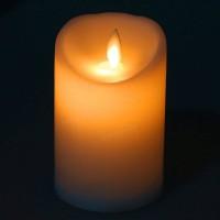 Lampu Lilin Led Goyang Tinggi 13cm Lilin Elektrik Goyang Lilin Goyang