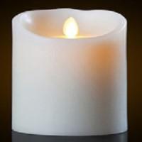 Lampu Lilin Elektrik Goyang Tinggi 10cm Lilin Led Lilin Sumbu Goyang
