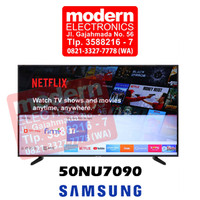Samsung 4K UHD TV 50 Inch - 50NU7090