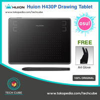 Huion H430P Graphic Drawing Tablet OSU! ( alt huion h420 420 g430 )