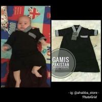 Gamis Anak Laki Laki / Koko Jubah Usia 0-12 bulan