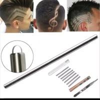 pen razor alat ukir batik garis rambut alat tato rambut hair tato pisa