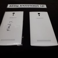 [ TERLARIS ] Back Cover Oppo Find 7 QHD X9006 X9007 5.5 BackDoor HP Tu