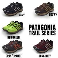 Patagonia Trail Running Shoes [Free Step] bonus kaos kaki atau topi