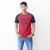 Tshirt/Kaos/Baju Cressida Original Slim Fit 981333 Berkualitas super
