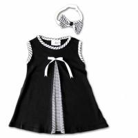 Pakaian Bayi Perempuan Baju & Sepatu Dress / Newborn Murah 6-1 AIB4647