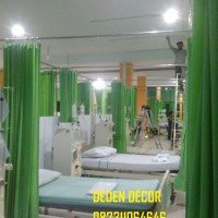 Pemasangan Gorden rumah sakit tangerang